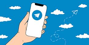 کانال رسمی ما در  شبکه تلگرام