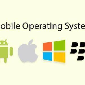 بررسی سیستم عامل های موبایل